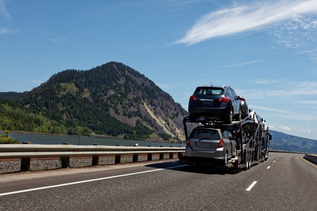Importance of nightly status reports when transporting vehicles