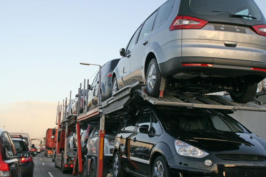 Tips for shipping personally owned vehicles