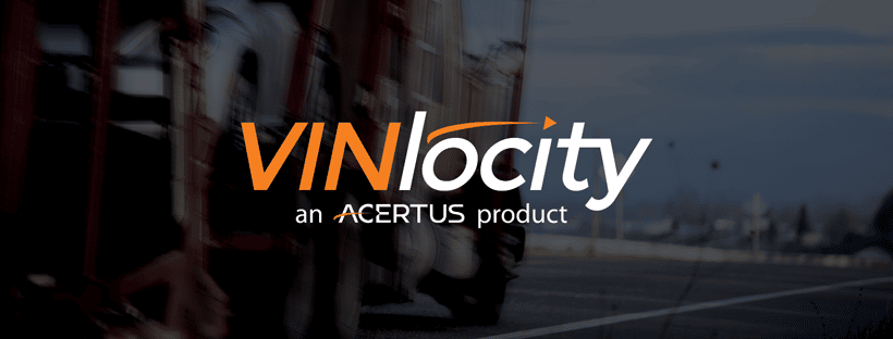 Introducing VINlocity, an ACERTUS product