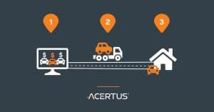 ACERTUS last mile delivery