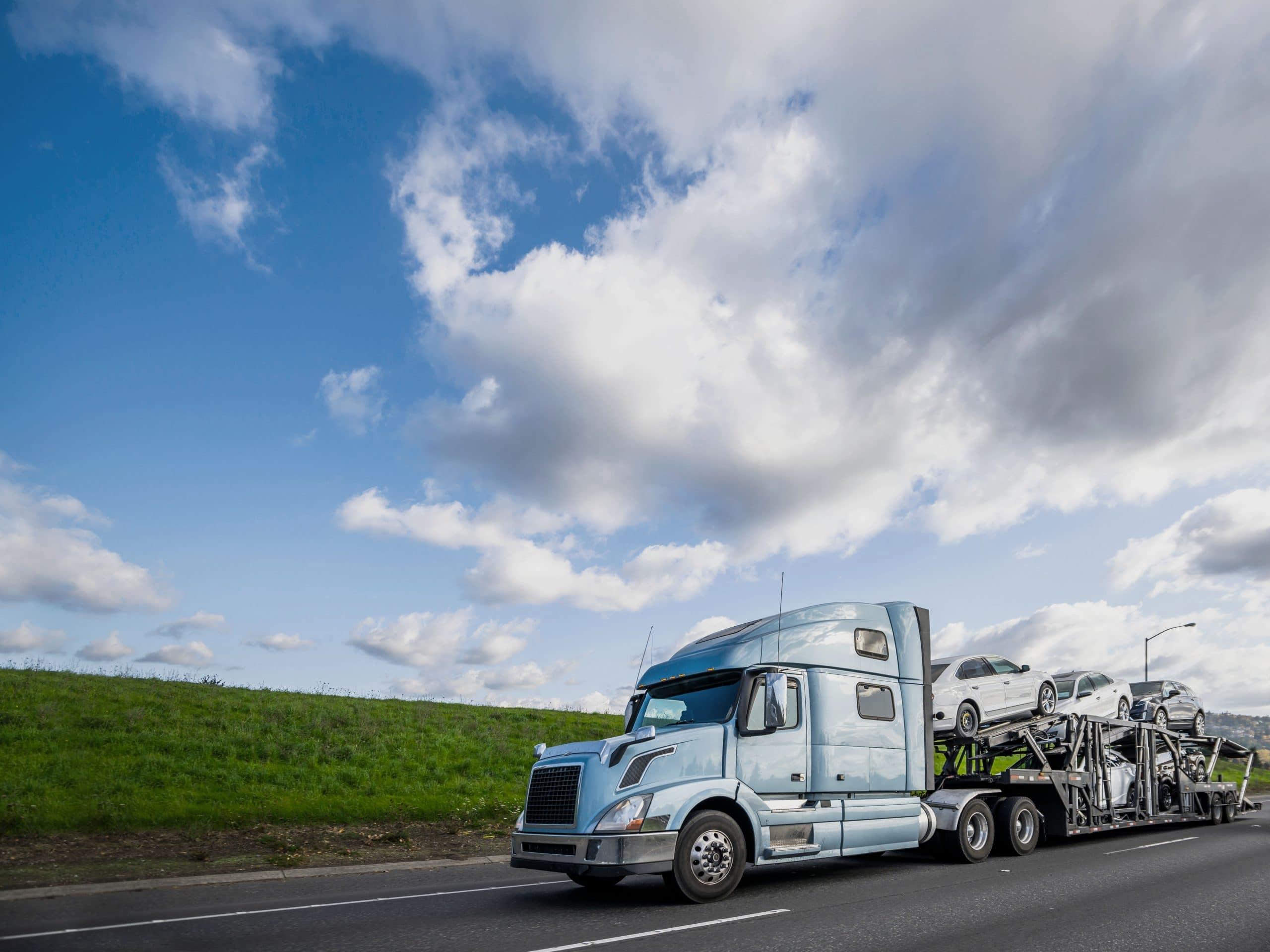 Car Hauler & Reverse Logistics