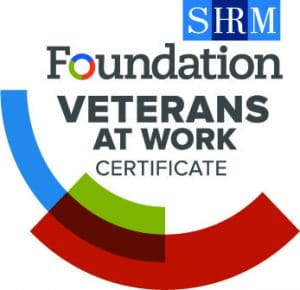 SHRM Foundation Veterans At Work