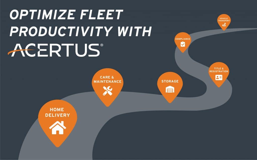 Optimize Fleet Productivity With ACERTUS & our comprehensive vehicle solutions