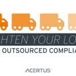 Lighten Your Load With Outsourced Compliance