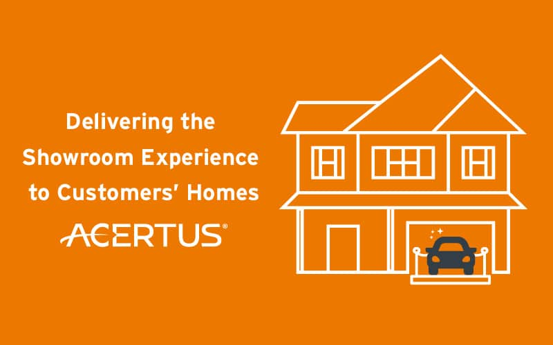 Delivering the Showroom Experience to Customers' Homes