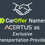 Car Offer Names ACERTUS Exclusive Transport Provider