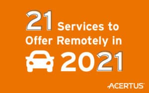 21 services to offer remotely in 2021