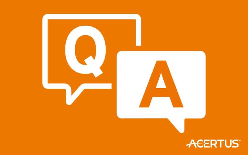 Q&A With ACERTUS Compliance Experts Lynn Harrison & Ryan Wilson