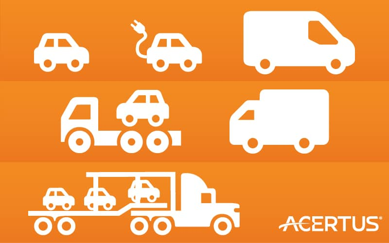 Transport ANY Vehicle ANYWHERE with ACERTUS