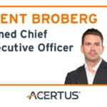 Trent Broberg Named Chief Executive Officer