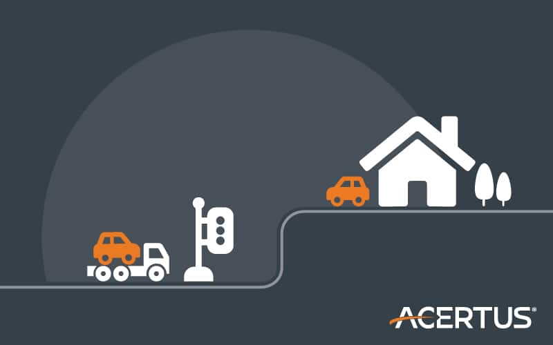 How to Exceed Expectations with Vehicle Home Delivery